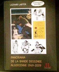 bande dessinée algérienne